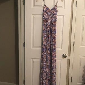 Parker Paisley Maxi Dress